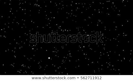 Csillagok univerzum égbolt éjszaka csillag felhő Stock fotó © SArts