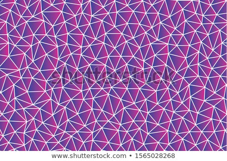 abstract vector template design with colorful geometric triangular background for brochure web site stock photo © fresh_5265954