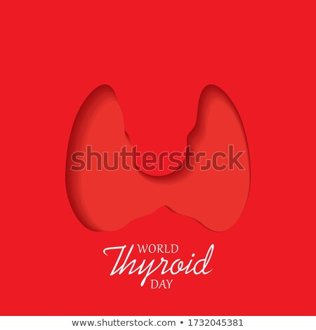 25 may World Thyroid Day Stock photo © Olena