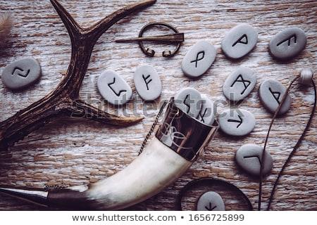 Viking Objects Stock photo © colematt