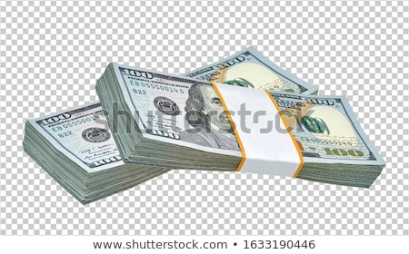 Background of hundred dollars bank notes Stock photo © dmitry_rukhlenko