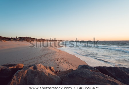 Peaceful Beach Landscape Stock photo © 2tun