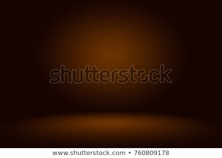 brown background with golden patterns stock photo © h2o