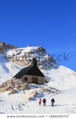 альпийский · Альпы · горные · пейзаж · Top · Германия - Сток-фото © val_th