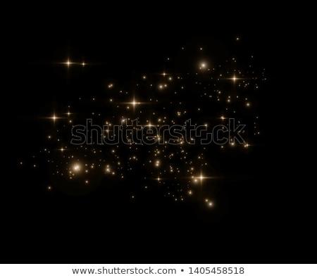 magic · gwiazdki · świetle · placu · streszczenie - zdjęcia stock © upimages