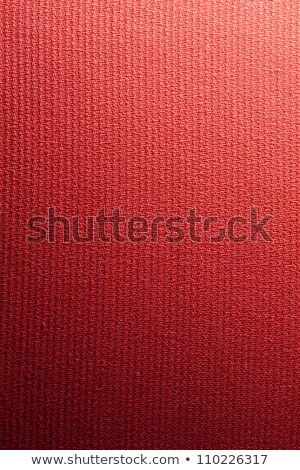 Red vignetted textile background Stock photo © icefront