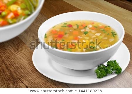 sprinkle soup Stock photo © jarp17
