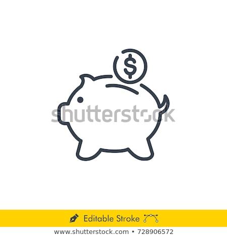 pénz · sajtó · ausztrál · bankjegyek · piros · pénzügy - stock fotó © fuzzbones0