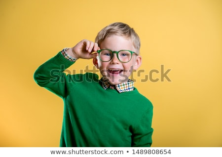 Boy with Glasses Stock photo © stockfrank
