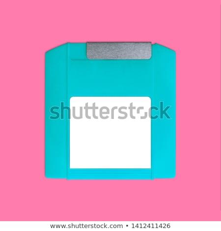 Zip disk Stock photo © homydesign