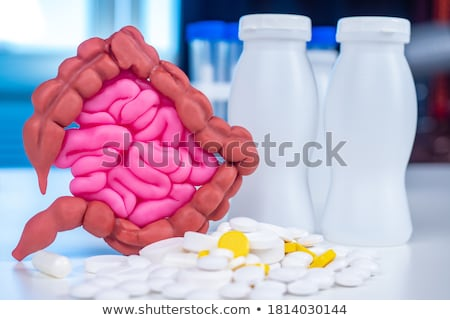 Products for healthy bowel.  Food for gut  Stock photo © furmanphoto