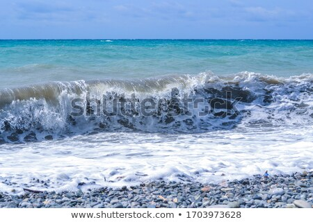 Angry sea Stock photo © jsnover