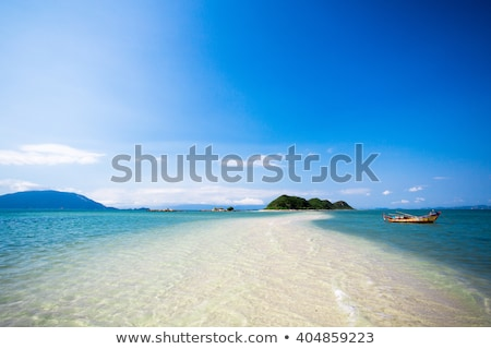 Strand Vietnam zomer dag hemel zon Stockfoto © bloodua