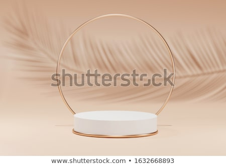 3d abstract background over white stock photo © blotty
