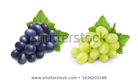 Grape cluster Stock photo © REDPIXEL