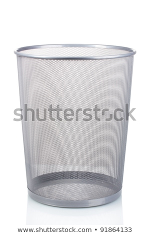 железной мусор изолированный белый пусто Сток-фото © ozaiachin