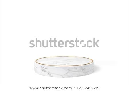 3D podium salle vide fond chambre intérieur Photo stock © SArts