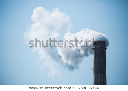 industrial chimney stock photo © luissantos84