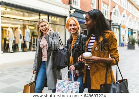 Migliore amore shopping immagine due Foto d'archivio © cteconsulting
