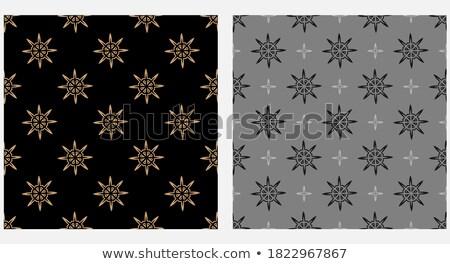 set · ornamento · tessuto · texture · colore · nastri - foto d'archivio © ecelop