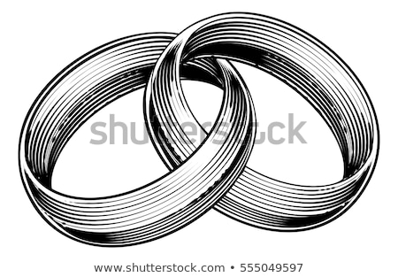 Weding rings Stock photo © Calek