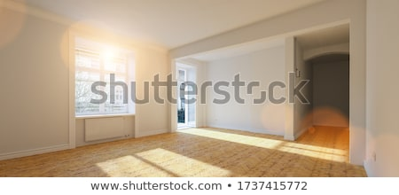 apartment in an old building Stock photo © prill