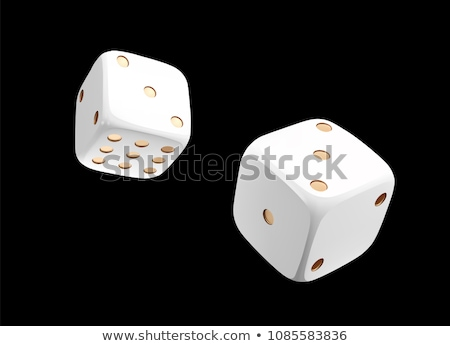 business strategy in golden cubes Stock photo © marinini