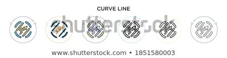 finansowych · biały · arrow · działalności · 3D · tle - zdjęcia stock © cidepix