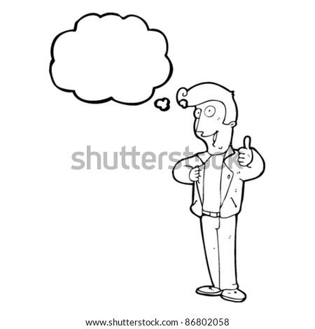hand · tekening · teken · woord · zoals - stockfoto © lineartestpilot