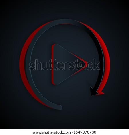 Vector Rood web icon knop internet Stockfoto © rizwanali3d