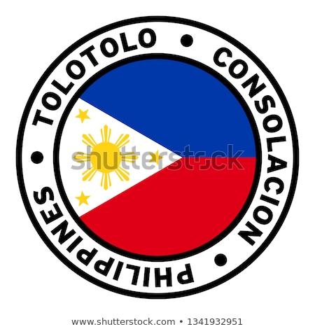 made in philippines Stock photo © tony4urban