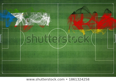 Germany and Guinea Flags Stock photo © Istanbul2009