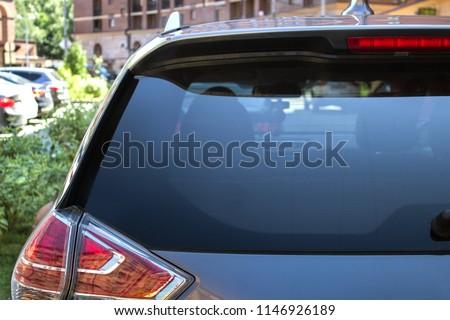 Vehicle back light Stock photo © luissantos84