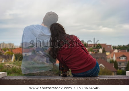 ghosts couple Stock photo © adrenalina