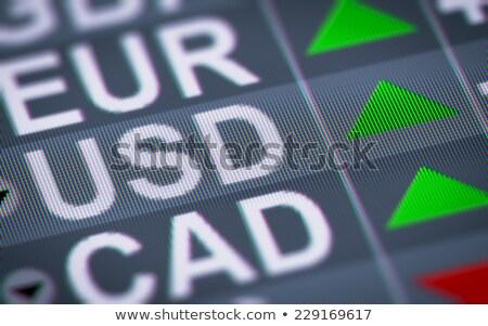 обмена экране аннотация фон контроля Сток-фото © zurijeta
