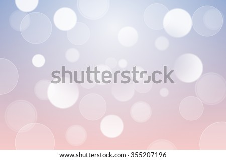 blurred rose quartz and serenity lights bokeh Stock photo © dolgachov