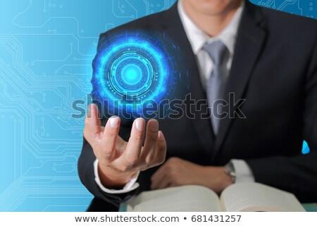 Dependable tech concept. Stock photo © 72soul
