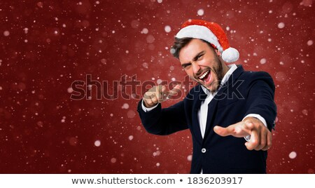 European businessman in business suit stock photo © studioworkstock