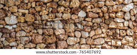 Oude muur kasteel textuur achtergrond rock Stockfoto © Onyshchenko