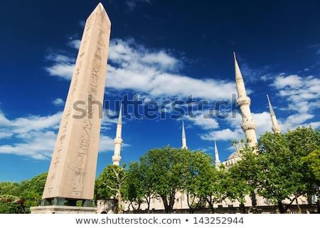 The place of Hippodrome, Istanbul Stock photo © borisb17