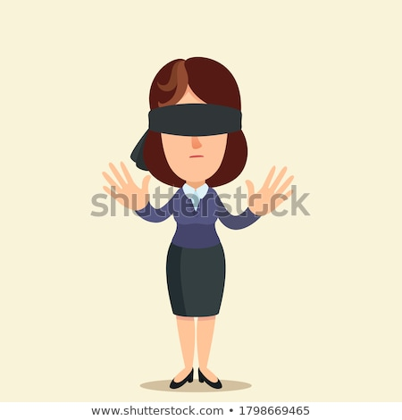 Concerned businesswoman Stock photo © photography33