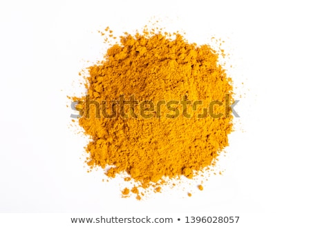 Turmeric powder Stock photo © smuay