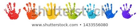 Help Violet Vector Icon Design Stock photo © rizwanali3d