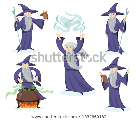 magician using a hat stock photo © bluering