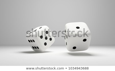 two gaming dice stock photo © cipariss