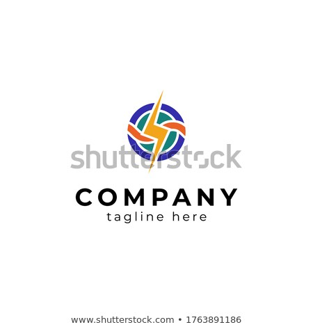 bolt exclusive brand company template logo logotype vector art Stock photo © vector1st