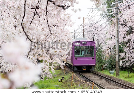 железная дорога Киото Япония мнение здании путешествия Сток-фото © boggy