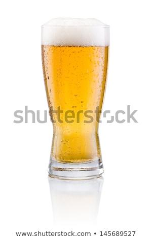 rabisco · cerveja · óculos · esboço · ilustração · excelente - foto stock © robuart
