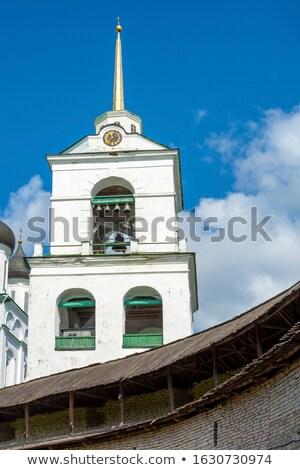 torre · torri · Cremlino · Russia · view - foto d'archivio © borisb17