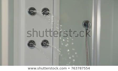 shower and hydromassage Stock photo © Mikko